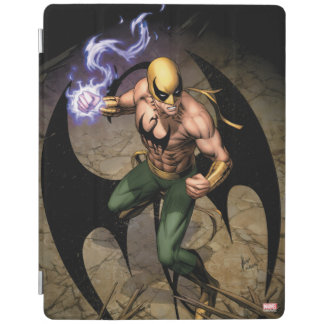 The Immortal Iron Fist iPad Cover
