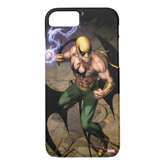 The Immortal Iron Fist iPhone 8/7 Case