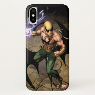 The Immortal Iron Fist iPhone X Case