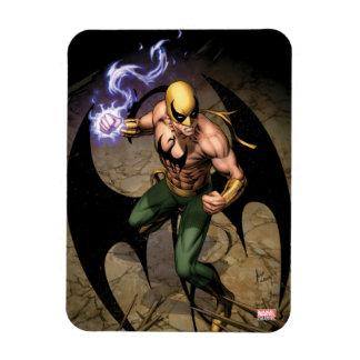 The Immortal Iron Fist Magnet