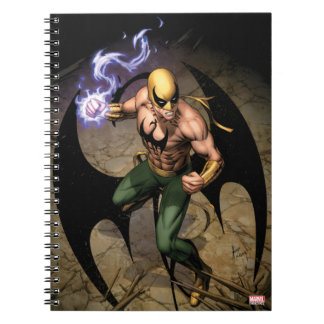 The Immortal Iron Fist Spiral Note Book