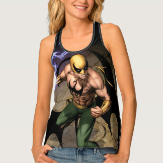 The Immortal Iron Fist Tank Top