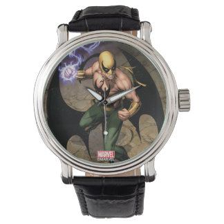 The Immortal Iron Fist Watch