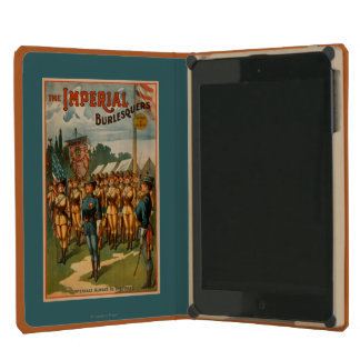 The Imperial Burlesquers Female Soldiers Play iPad Mini Retina Covers