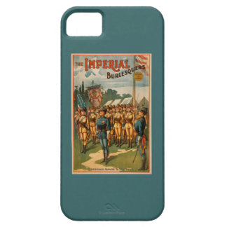 The Imperial Burlesquers Female Soldiers Play Case For The iPhone 5