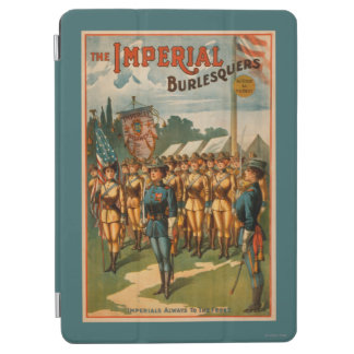 The Imperial Burlesquers Female Soldiers Play iPad Air Cover