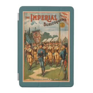 The Imperial Burlesquers Female Soldiers Play iPad Mini Cover