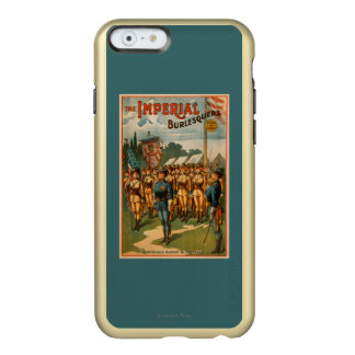 The Imperial Burlesquers Female Soldiers Play Incipio Feather® Shine iPhone 6 Case
