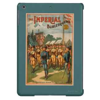 The Imperial Burlesquers Female Soldiers Play iPad Air Cases