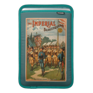 The Imperial Burlesquers Female Soldiers Play Sleeves For MacBook Air