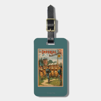 The Imperial Burlesquers Female Soldiers Play Luggage Tag