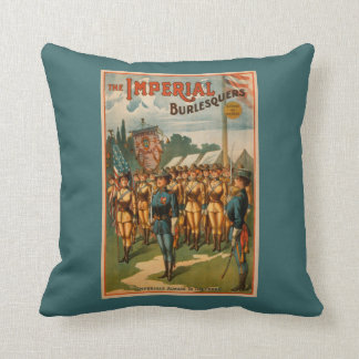 The Imperial Burlesquers Female Soldiers Play Pillows