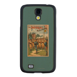 The Imperial Burlesquers Female Soldiers Play Maple Galaxy S4 Slim Case