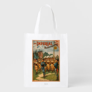The Imperial Burlesquers Female Soldiers Play Reusable Grocery Bags