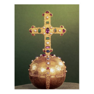 The Imperial Orb Of the Holy Roman Emperors Postcard
