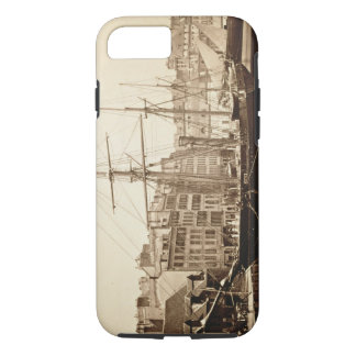 The Imperial Yacht 'La Reine Hortense' at Le Havre iPhone 7 Case