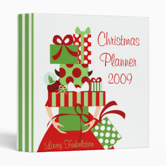 The Impossible GIft Stack 3 Ring Binder