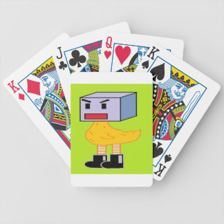 The Incomparable Box Chicken! Card Deck