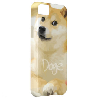 The Incredible Doge iPhone 5C Cases