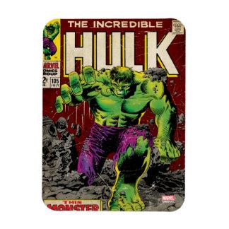 The Incredible Hulk Comic #105 Magnet