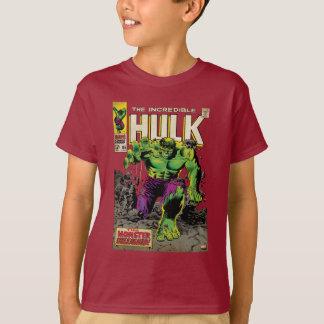 The Incredible Hulk Comic #105 Shirts