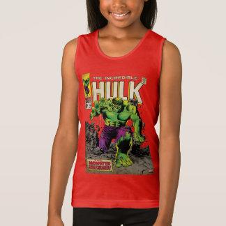 The Incredible Hulk Comic #105 Tank Top