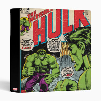 The Incredible Hulk Comic #156 Binders