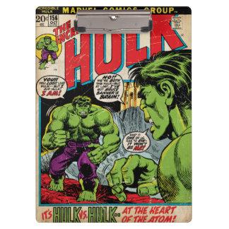 The Incredible Hulk Comic #156 Clipboard