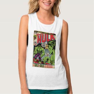 The Incredible Hulk Comic #156 Flowy Muscle Tank Top