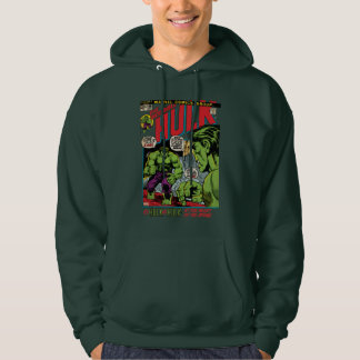 The Incredible Hulk Comic #156 Hoodie