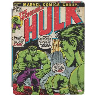 The Incredible Hulk Comic #156 iPad Cover