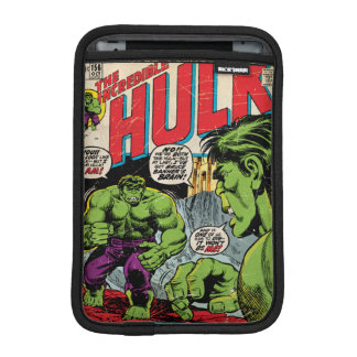 The Incredible Hulk Comic #156 iPad Mini Sleeves