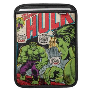 The Incredible Hulk Comic #156 iPad Sleeve
