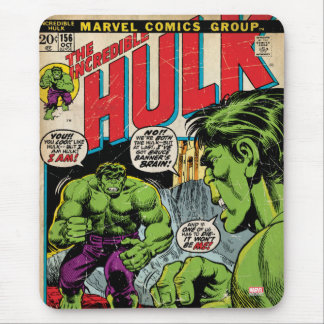 The Incredible Hulk Comic #156 Mouse Pad