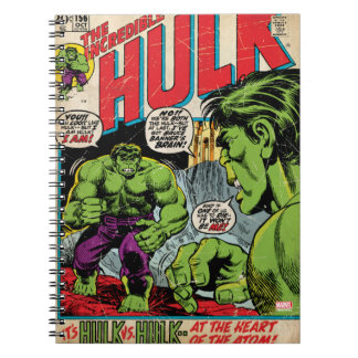 The Incredible Hulk Comic #156 Note Books