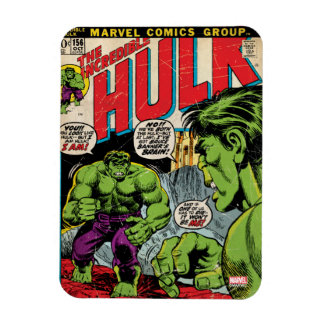 The Incredible Hulk Comic #156 Rectangular Photo Magnet