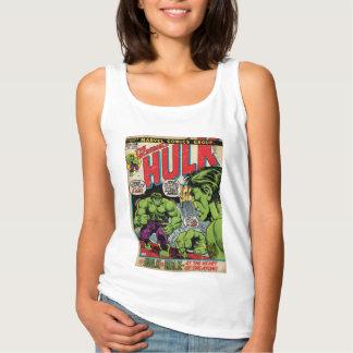 The Incredible Hulk Comic #156 Spaghetti Strap Tank Top