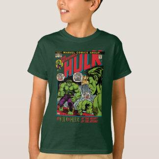 The Incredible Hulk Comic #156 T-shirts