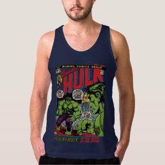 The Incredible Hulk Comic #156 Tanktops