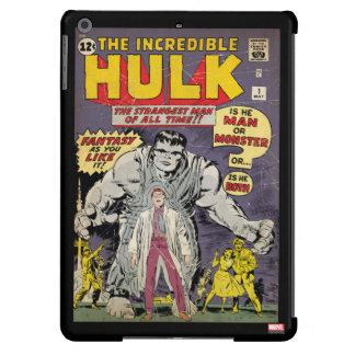 The Incredible Hulk Comic #1 iPad Air Cases