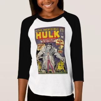 The Incredible Hulk Comic #1 T-shirts