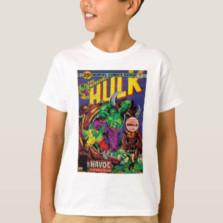 The Incredible Hulk Comic #202 T-shirt