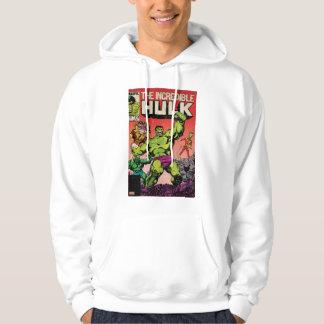 The Incredible Hulk Comic #314 Hoodies