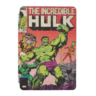 The Incredible Hulk Comic #314 iPad Mini Cover