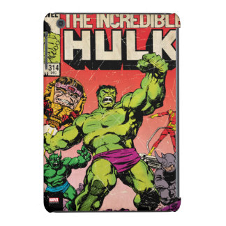 The Incredible Hulk Comic #314 iPad Mini Retina Cases