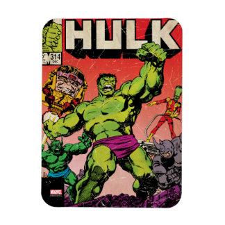 The Incredible Hulk Comic #314 Rectangular Photo Magnet