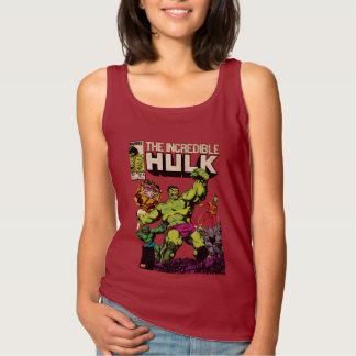 The Incredible Hulk Comic #314 Spaghetti Strap Tank Top