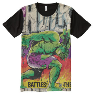 The Incredible Hulk King Size Special #1 All-Over-Print T-Shirt