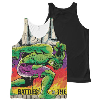The Incredible Hulk King Size Special #1 All-Over-Print Tank Top