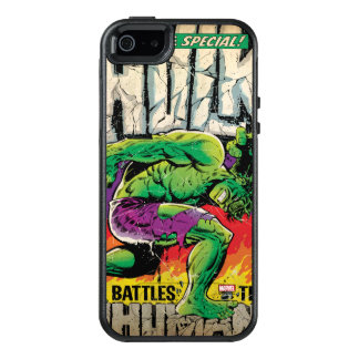 The Incredible Hulk King Size Special #1 OtterBox iPhone 5/5s/SE Case